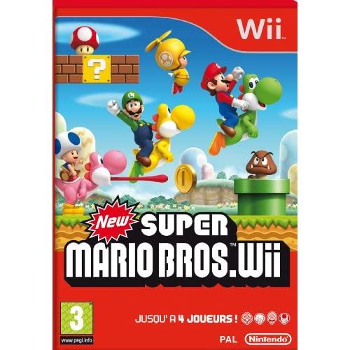 Image 0 of Nintendo New Super Mario Bros For Wii And Wii U