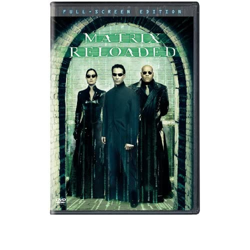 Image 0 of The Matrix Reloaded Full Screen Edition On DVD With Keanu Reeves