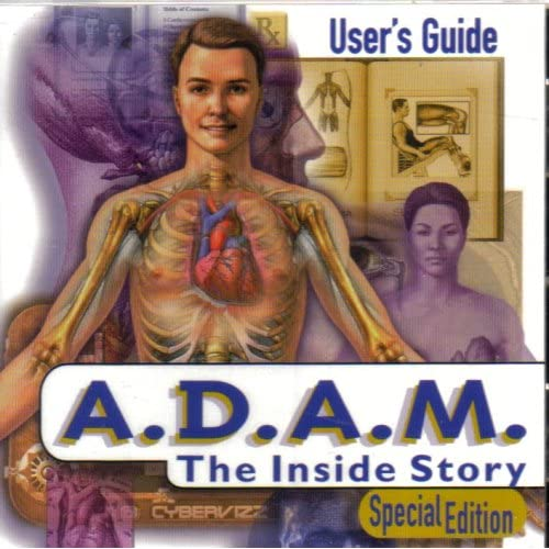 Adam The Inside Story Special Edition Software