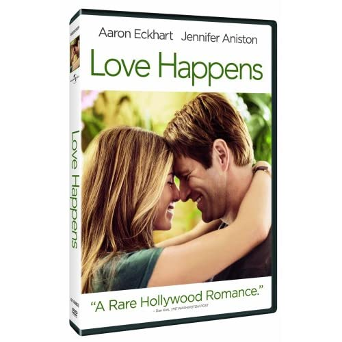 Love Happens On DVD With Aaron Eckhart Drama