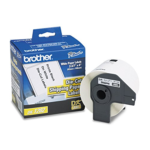 BRTDK1202 Brother Shipping Label Tape Cartridge