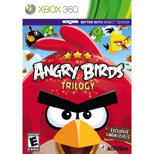 Image 0 of Angry Birds Trilogy For Xbox 360