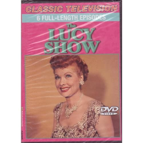 Image 0 of The Lucy Show: Classic Television On DVD with Lucillel Ball Comedy