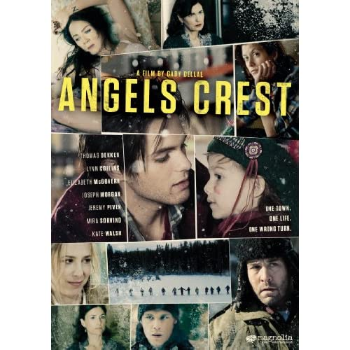 Image 0 of Angels Crest On DVD with Thomas Deckker