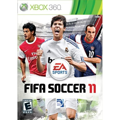FIFA Soccer 11 Game For Xbox 360