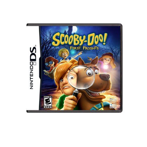 Image 0 of Scooby Doo! First Frights N For DS Action