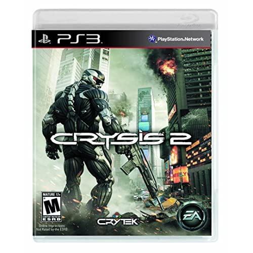 Image 0 of Crysis 2 For PlayStation 3 PS3 Fighting