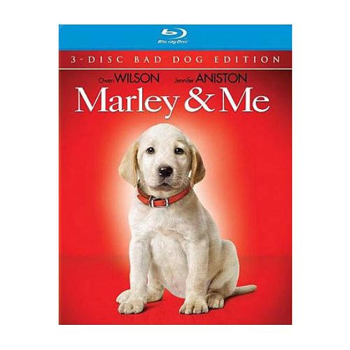 Image 0 of Marley And Me 3-disc Set On Blu-Ray