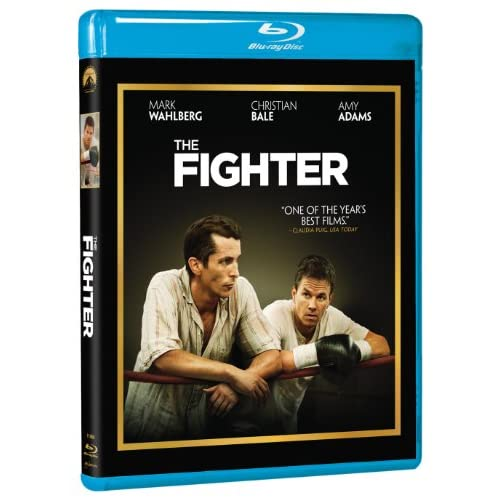 Image 0 of Fighter The Blu-Ray On Blu-Ray