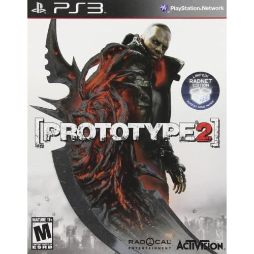 Prototype 2 For PlayStation 3 PS3