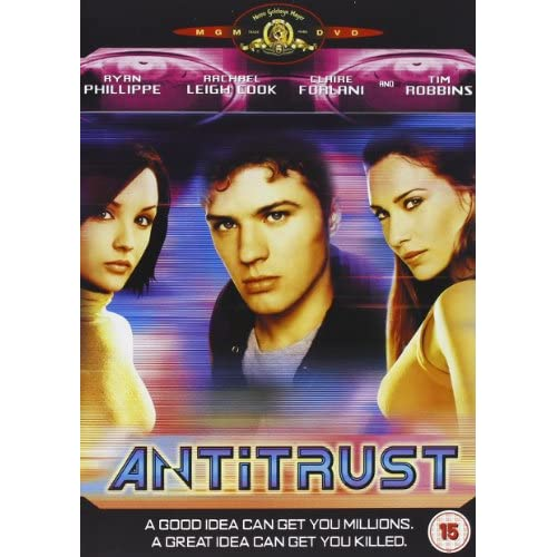 Image 0 of Antitrust On DVD with Ryan Phillippe