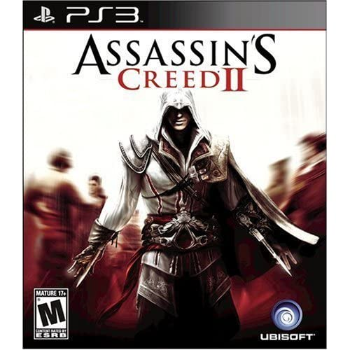 Image 0 of Assassin's Creed II Greatest Hits Edition For PlayStation 3 PS3 Fighting