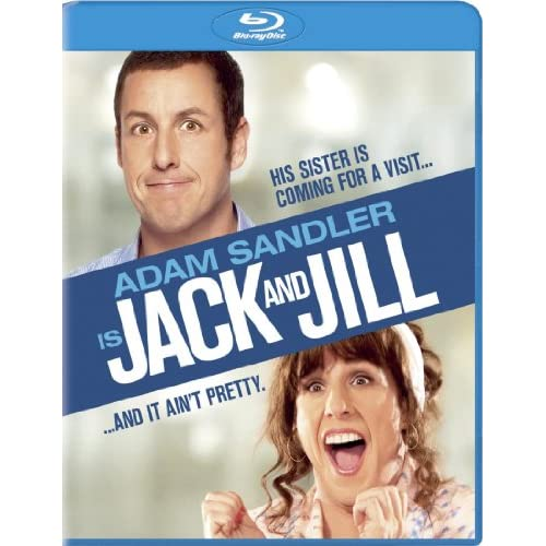 Image 0 of Jack And Jill On Blu-Ray With Adam Sandler