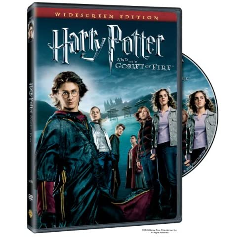 Image 0 of Harry Potter And The Goblet Of Fire Single-Disc Widescreen Edition On