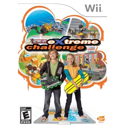 Active Life: Extreme Challenge For Wii