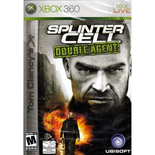 Tom Clancy's Splinter Cell Double Agent For Xbox 360