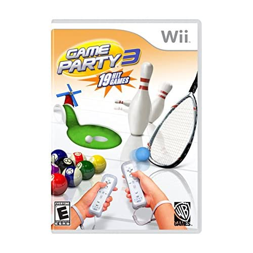 Image 0 of Game Party 3 Game For Wii And Wii U