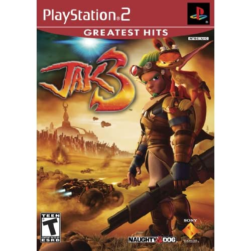 Image 0 of Jak 3 For PlayStation 2 PS2