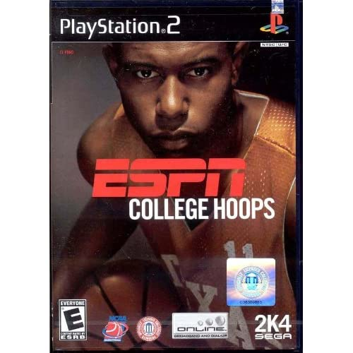 ESPN College Hoops For PlayStation 2 PS2