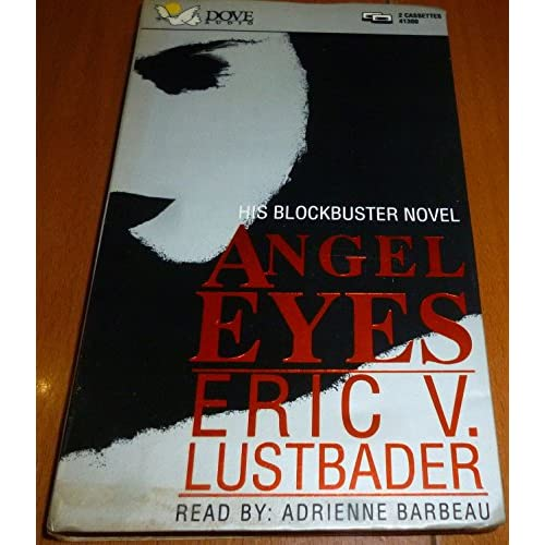 Image 0 of Angel Eyes By Eric Lustbader On Audio Cassette