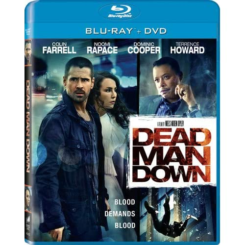 Image 0 of Dead Man Down Two Disc Combo  On Blu-Ray With Colin Farrell 2