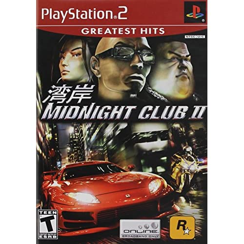 Image 0 of Midnight Club 2 For PlayStation 2 PS2 Racing