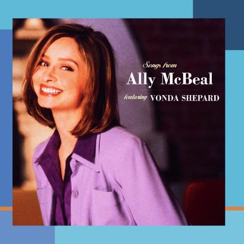 Image 1 of Songs From Ally McBeal Featuring Vonda Shepard Television Series By