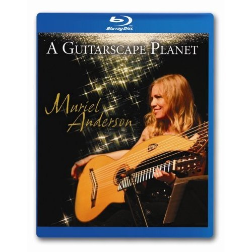 Muriel Anderson: A Guitarscape Planet On Blu-Ray Music & Concerts
