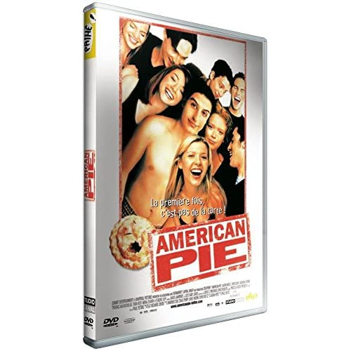 Image 0 of American Pie On DVD With Jason Biggs