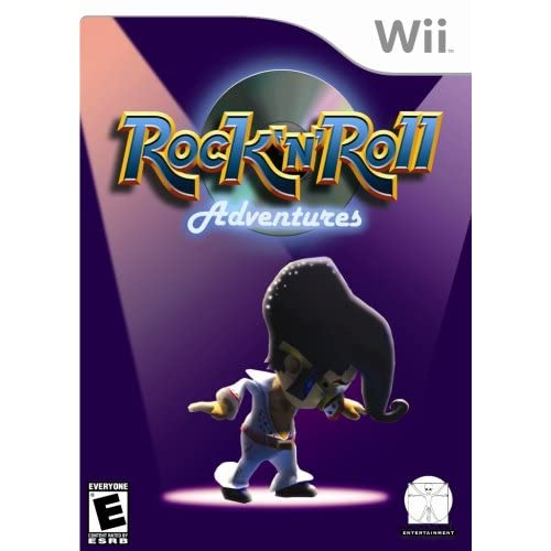 Image 0 of Rock 'N' Roll Adventures For Wii and Wii U