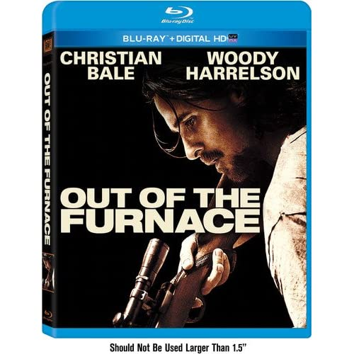 Image 0 of Out Of The Furnace On Blu-Ray With Christian Bale Drama