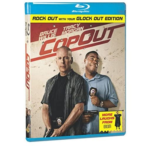 Image 0 of Cop Out Rock Out With Your Glock Out Edition Blu-Ray On Blu-Ray With Bruce Willi
