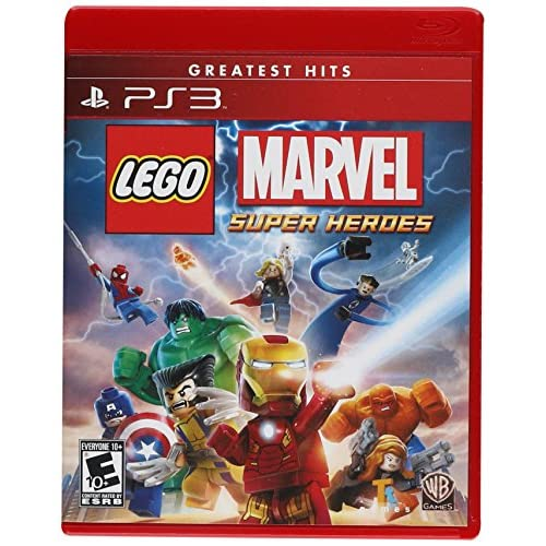 Image 0 of Lego: Marvel Super Heroes For PlayStation 3 PS3