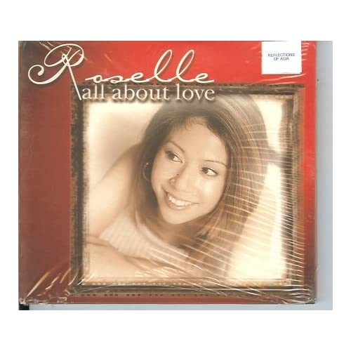 Image 0 of All About Love By Roselle On Audio CD Album