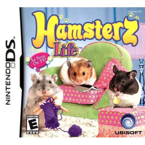 Image 0 of Hamsterz Life For Nintendo DS DSi 3DS 2DS