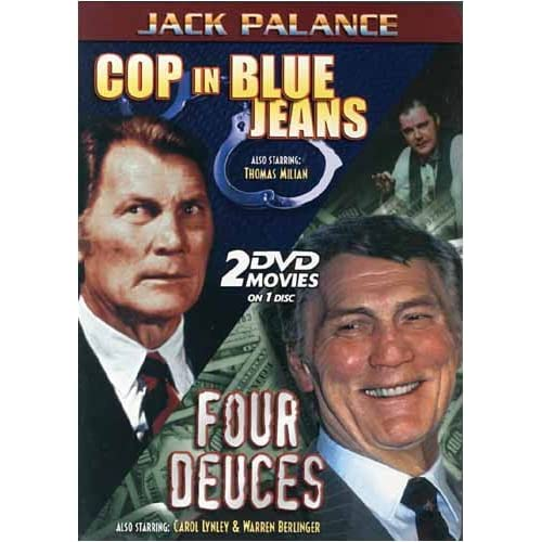 Image 0 of Cop In Blue Jeans / Four Deuces On DVD with Carol Lynley Warren Berlinger Thomas