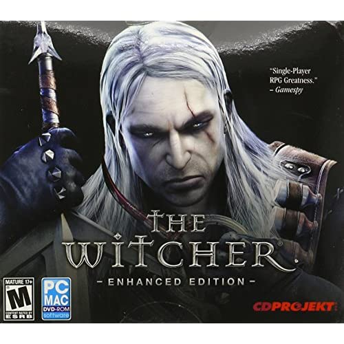 The Witcher Enhanced Edition Jc Software