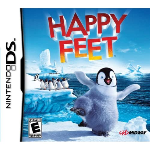 Image 0 of Happy Feet For Nintendo DS DSi 3DS