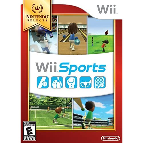Image 0 of Nintendo Wii Sports For Wii And Wii U