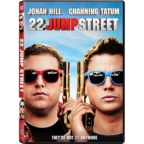 Image 0 of 22 Jump Street On DVD With Jonah Hill Comedy