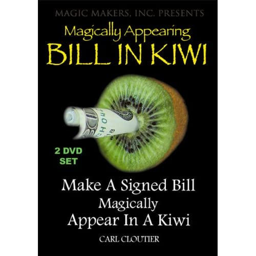Image 0 of Bill In Kiwi Carl Cloutier 2 Set