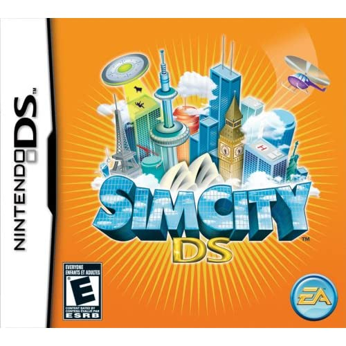 Image 0 of Simcity For Nintendo DS DSi 3DS 2DS