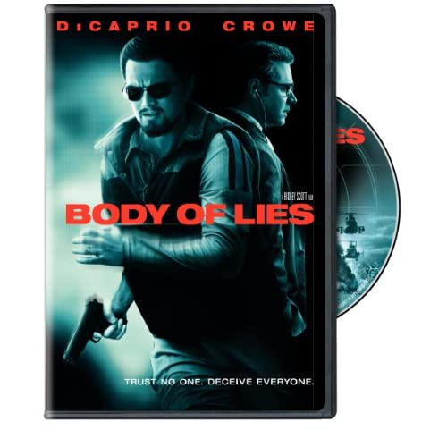 Image 0 of Body Of Lies On DVD With Russell Crowe Drama