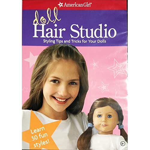 American Girl Doll Hair Studio Styling Tips And Tricks For Your Dolls