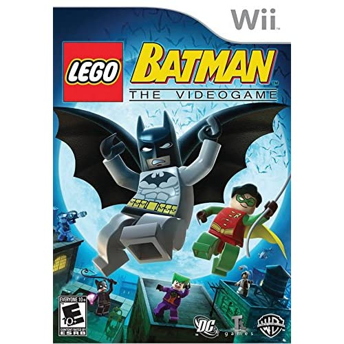Image 0 of Lego Batman Video Game For Wii And Wii U