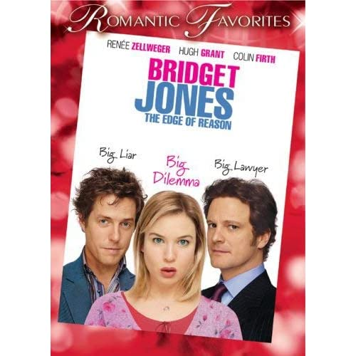 Image 0 of Bridget Jones The Edge Of Reason Widescreen Edition On DVD With Renee Zellweger