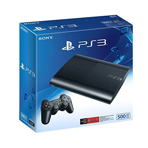 Image 0 of Sony PlayStation 3 500 GB Super Slim System PS3