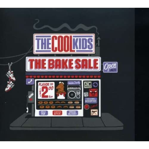 Image 0 of Bake Sale By The Cool Kids On Audio CD Album 2008