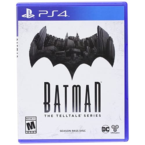 Batman: The Telltale Series For PlayStation 4 PS4