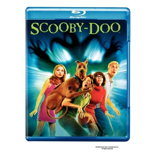 Image 0 of Scooby-Doo Blu-Ray On Blu-Ray With Jr Freddie Prinze